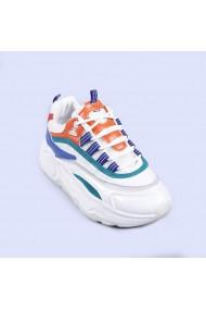 Pantofi sport dama Adelyn portocalii