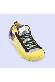 Pantofi sport dama Manuela galbeni