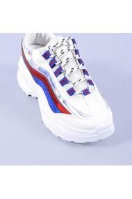 Pantofi sport dama Bonita albi