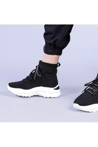 Pantofi sport dama Beverly negri