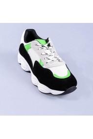 Pantofi sport dama Sanjeet verzi