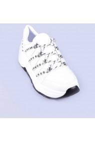 Pantofi sport dama Anastasia albi