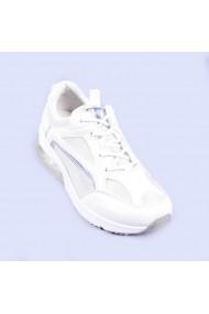 Pantofi sport dama Wendy albi