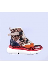 Pantofi sport dama Addie rosii