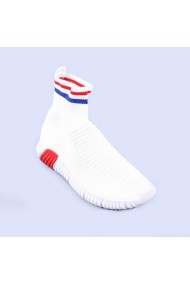 Pantofi sport dama Petra albi