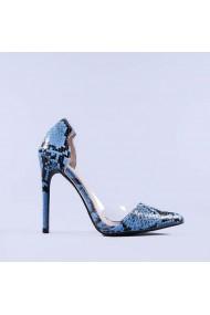 Pantofi dama Oana albastri
