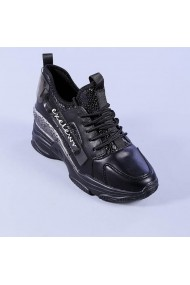 Pantofi sport dama Abigail negri