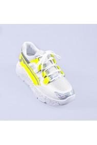 Pantofi sport dama Leila galbeni