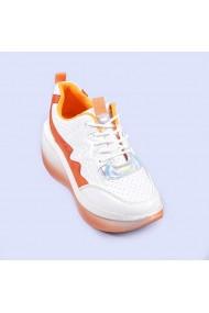 Pantofi sport dama Sabah portocalii