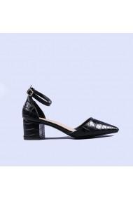 Pantofi dama Arabella negri