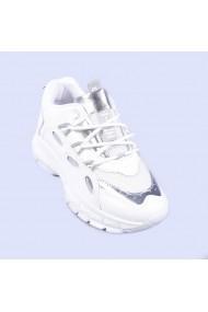Pantofi sport dama Lolita argintii