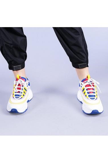 Pantofi sport dama Adelyn rosii