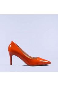 Pantofi dama Muna portocalii