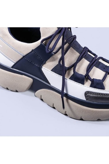 Pantofi sport dama Lucy bej