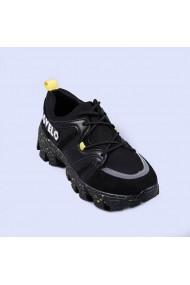 Pantofi sport dama Magdalen negri