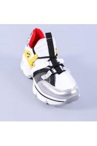 Pantofi sport dama Phoebe albi