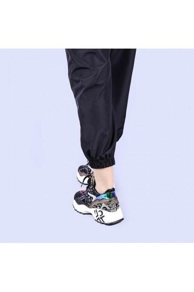 Pantofi sport dama Petrina negri