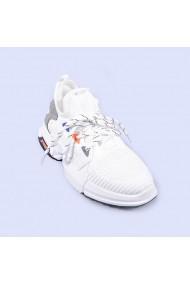 Pantofi sport dama Mahdi albi