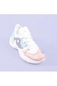 Pantofi sport dama Antanasia roz
