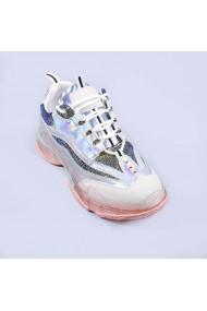 Pantofi sport dama Doria roz