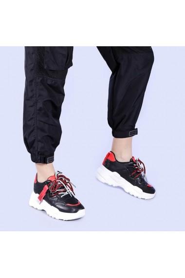 Pantofi sport dama Pemota rosii