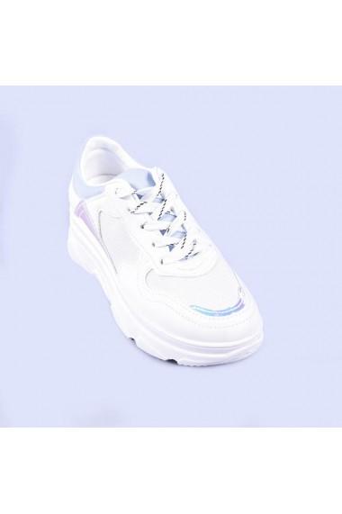 Pantofi sport dama Okena albastri