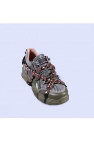 Pantofi sport dama Chan verzi