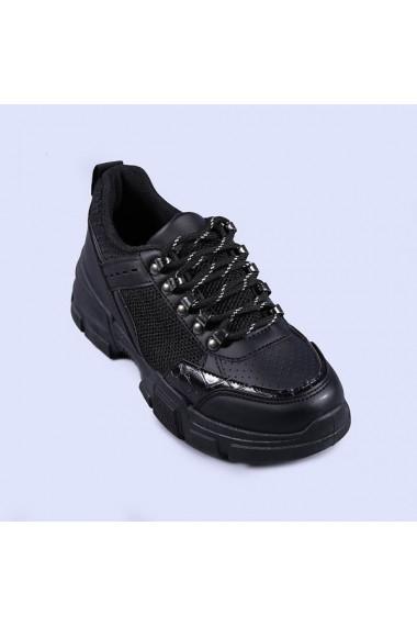 Pantofi sport dama Malini negri