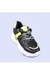 Pantofi sport dama Pemota verzi
