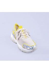 Pantofi sport dama Dana bej
