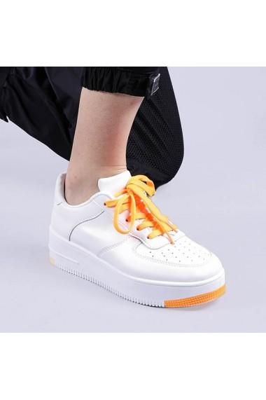 Pantofi sport dama Olivia portocalii