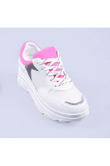 Pantofi sport dama Okena fuchsia