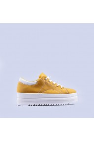 Pantofi sport dama Goldie galbeni