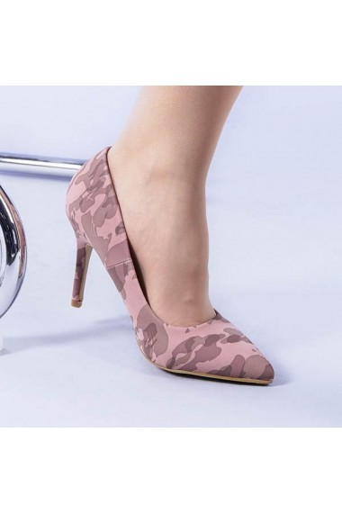 Pantofi dama Angelica roz