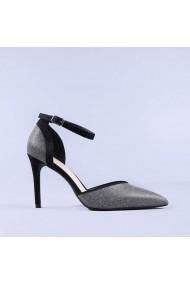 Pantofi dama Carola negre
