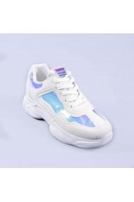 Pantofi sport dama Dalila albi
