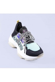 Pantofi sport dama Danna verzi