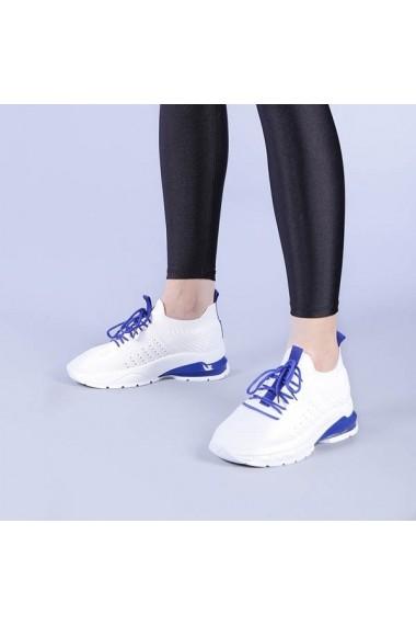 Pantofi sport dama Coralia albastri