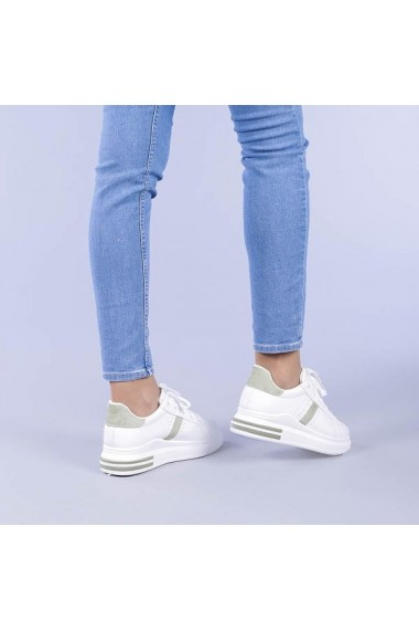 Pantofi sport dama Bridge verzi