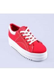 Pantofi sport dama Goldie rosii
