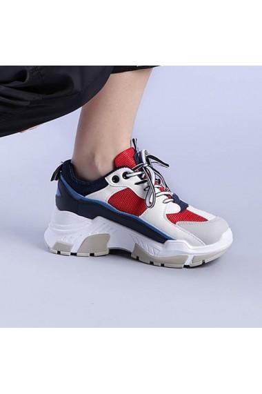 Pantofi sport dama Florina albastri