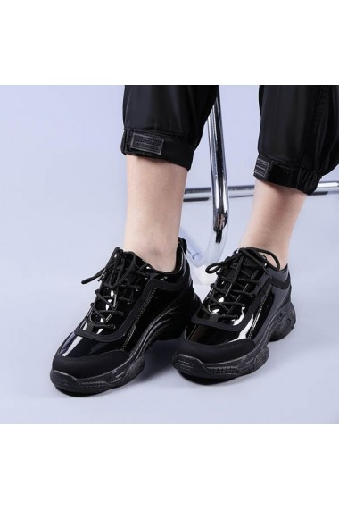 Pantofi sport dama Cosmina negri
