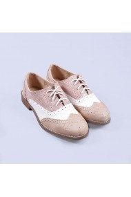 Pantofi casual dama Delores roz