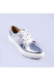 Pantofi sport dama Aniela argintii