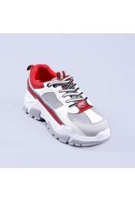 Pantofi sport dama Florina rosii