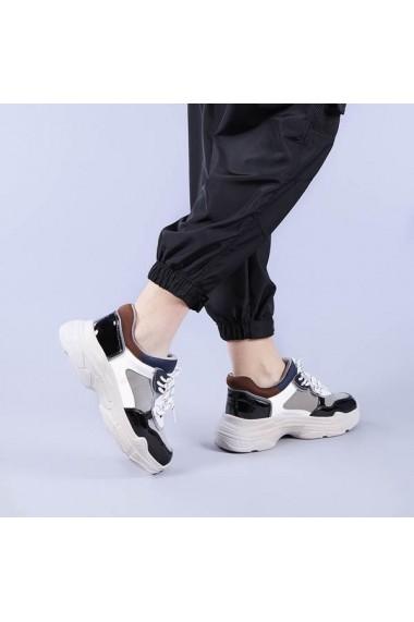 Pantofi sport dama Emilia gri