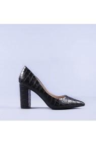 Pantofi dama Aura negri