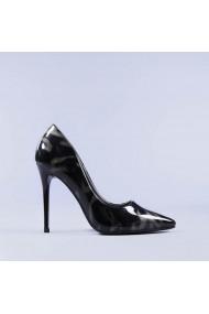 Pantofi stiletto Casilda negri