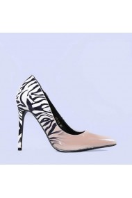 Pantofi stiletto Lucinda bej
