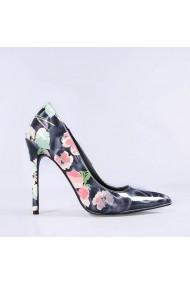 Pantofi stiletto Maddy negri